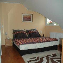 Отель Aranyalma Panzio&Etterem Heviz Апартаменты с разными типами кроватей фото 4