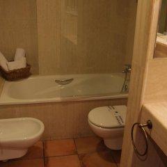 Hotel URH Vila de Tossa 4* Стандартный номер с различными типами кроватей
