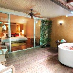 Отель Pakasai Resort 4* Люкс с различными типами кроватей