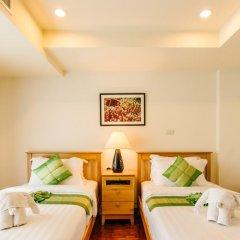 Отель Searidge Hua Hin By Salinrat Полулюкс с различными типами кроватей фото 14