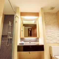 Отель Aqua Resort Phuket 4* Стандартный номер с двуспальной кроватью фото 4