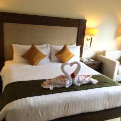 Отель DuSai Resort & Spa 5* Улучшенный номер с различными типами кроватей фото 2
