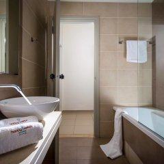 Отель Happy Cretan Suites Люкс с различными типами кроватей фото 15