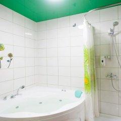 Мини-отель Бархат Улучшенный люкс с различными типами кроватей фото 14