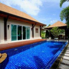 Отель Modern Thai Villa Rawai 4* Вилла с различными типами кроватей фото 18