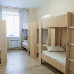 Гостиница ОК Кровать в женском общем номере с двухъярусными кроватями фото 2