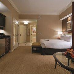 Отель The Signature at MGM Grand 4* Люкс повышенной комфортности с различными типами кроватей фото 4
