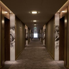 DoubleTree by Hilton Hotel Lodz интерьер отеля фото 3