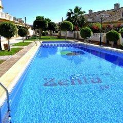 Отель La Zenia Golf бассейн фото 2
