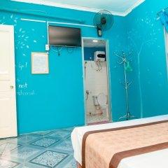 Halong Party Hostel Стандартный номер с различными типами кроватей фото 7