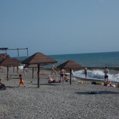Гостиница ZARA пляж