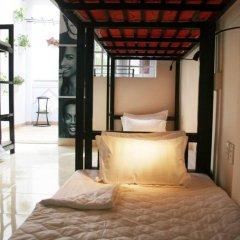 Saigon Friends Hostel Кровать в общем номере с двухъярусной кроватью фото 6