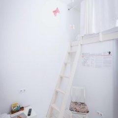 Тайга Хостел Стандартный семейный номер с двуспальной кроватью (общая ванная комната) фото 9