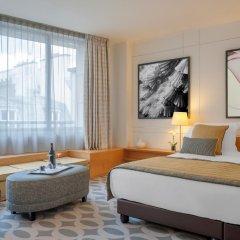 Отель La Clef Tour Eiffel (ex. Citadines Suites Arc de Triomphe) Стандартный номер с разными типами кроватей фото 4