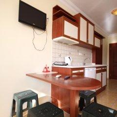 Minta Apart Hotel 3* Апартаменты разные типы кроватей фото 19