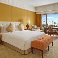 Отель Anantara Siam Bangkok 5* Улучшенный номер с разными типами кроватей фото 5