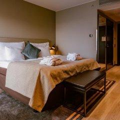 Clarion Hotel Helsinki Airport 4* Номер Делюкс с различными типами кроватей фото 4