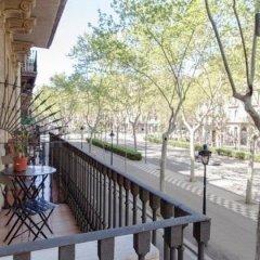 Апартаменты Apartment Minimalist Bcn Centre Барселона балкон