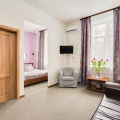 Мини-отель Лефорт Стандартный номер с различными типами кроватей фото 9