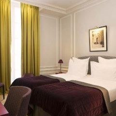 Отель Bourgogne Et Montana 4* Стандартный номер фото 8