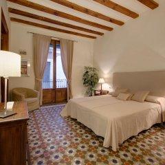 Апартаменты Habitat Apartments Ferran Барселона комната для гостей фото 2