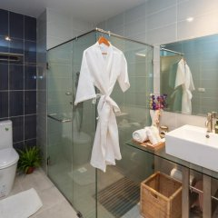 Отель The One Residence ванная фото 2