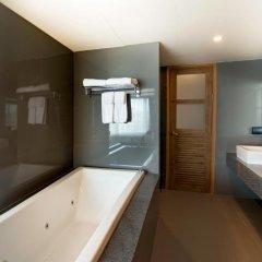 Отель The Lunar Patong 3* Люкс с двуспальной кроватью фото 4