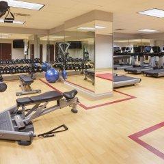 Отель Sheraton Bloomington Блумингтон фитнесс-зал фото 2