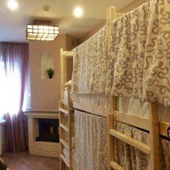 Хостел Дом Аудио Кровати в общем номере с двухъярусными кроватями фото 28