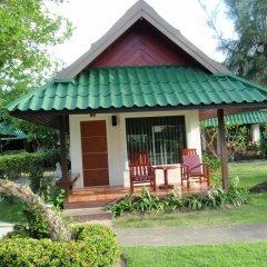 Отель Golden Bay Cottage 3* Бунгало Делюкс с различными типами кроватей