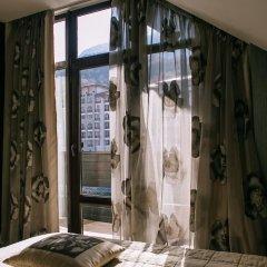 Аибга Отель 3* Студия Делюкс с разными типами кроватей фото 5