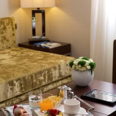 Отель Starhotels Ritz 4* Люкс с различными типами кроватей фото 15