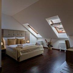 Отель Prague Old Town Residence Номер Делюкс с различными типами кроватей фото 2