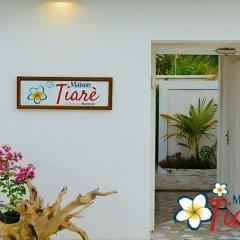 Отель Maison Tiare' Maldives Thulusdhoo Остров Гасфинолу спа фото 2