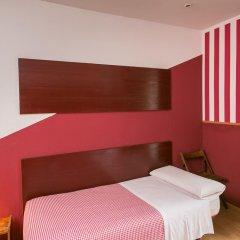Отель Hostal La Casa de La Plaza Стандартный номер с различными типами кроватей фото 4