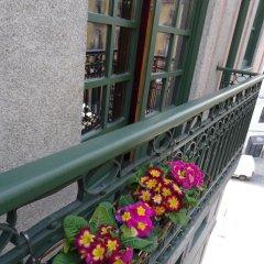 Апартаменты Sao Bento Apartments балкон