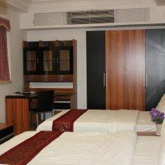 Апартаменты She & He Service Apartment - Huifeng Стандартный номер с 2 отдельными кроватями фото 7