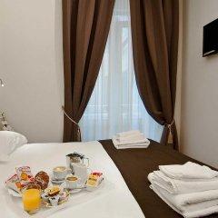 Hotel Roma Vaticano 2* Стандартный номер с различными типами кроватей фото 2