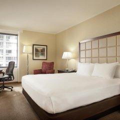 Отель Hilton San Francisco Union Square 4* Стандартный номер с двуспальной кроватью