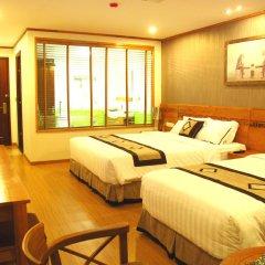 A25 Hotel Phan Chu Trinh 3* Номер Делюкс с различными типами кроватей фото 5