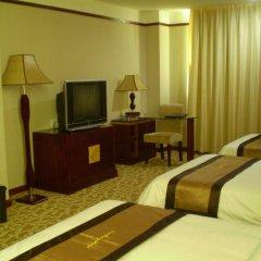Guangzhou Guo Sheng Hotel 3* Стандартный номер с различными типами кроватей фото 2