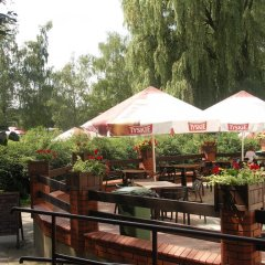 Отель Motel Strzeszynek Польша, Познань - отзывы, цены и фото номеров - забронировать отель Motel Strzeszynek онлайн питание фото 2