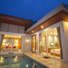 Отель APSARA Beachfront Resort and Villa 4* Улучшенный номер с различными типами кроватей фото 4