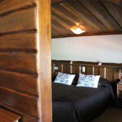 Гостевой Дом Рай - Ski Домик Стандартный номер с двуспальной кроватью фото 14