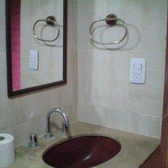 Отель Cabañas Tomycan Сан-Рафаэль ванная