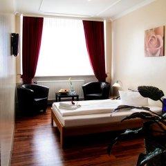 The Aga's Hotel Berlin 3* Стандартный номер с двуспальной кроватью