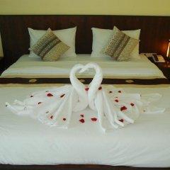 Отель Patong Palm Guesthouse Номер Делюкс разные типы кроватей фото 3