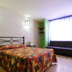 Hotel Arboledas Expo 2* Стандартный номер с различными типами кроватей фото 3