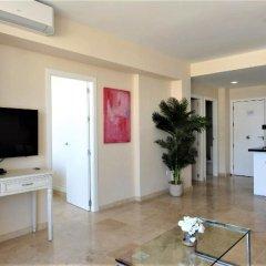 Отель Santa Clara Apartamento Испания, Торремолинос - отзывы, цены и фото номеров - забронировать отель Santa Clara Apartamento онлайн комната для гостей фото 5
