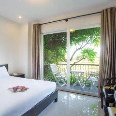 Отель Riverside Impression Homestay Villa 3* Номер Делюкс с различными типами кроватей фото 9